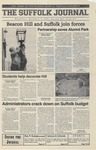 Newspaper- Suffolk Journal Vol. 61, No. 11, 12/05/2001