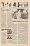 Newspaper- Suffolk Journal Vol. 64, No. 18, 2/25/2004