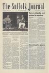 Newspaper- Suffolk Journal Vol. 64, No. 21, 3/24/2004