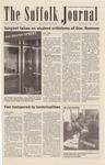 Newspaper- Suffolk Journal Vol. 64, No. 23, 4/7/2004