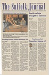 Newspaper- Suffolk Journal Vol. 64, No. 25, 4/21/2004