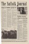 Newspaper- Suffolk Journal Vol. 65, No. 1, 6/9/2004