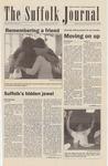 Newspaper- Suffolk Journal Vol. 65, No. 2, 9/22/2004