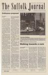 Newspaper- Suffolk Journal Vol. 65, No. 3, 9/29/2004