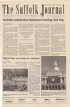 Newspaper- Suffolk Journal Vol. 65, No. 5, 10/14/2004