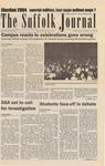 Newspaper- Suffolk Journal Vol. 65, No. 7, 10/27/2004