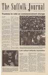 Newspaper- Suffolk Journal Vol. 65, No. 8, 11/10/2004