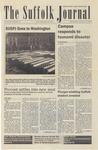 Newspaper- Suffolk Journal Vol. 65, No. 12, 01/26/2005