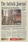 Newspaper- Suffolk Journal Vol. 65, No. 17, 3/9/2005