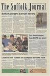 Newspaper- Suffolk Journal Vol. 65, No. 18, 3/30/2005