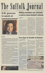 Newspaper- Suffolk Journal Vol. 65, No. 19, 4/7/2005