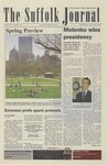 Newspaper- Suffolk Journal Vol. 65, No. 21, 04/20/2005
