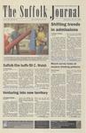 Newspaper- Suffolk Journal Vol. 65, No. 22, 04/27/2005