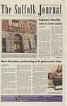 Newspaper- Suffolk Journal Vol. 66, No. 12, 1/26/2006