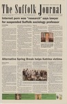 Newspaper- Suffolk Journal Vol. 66, No. 18, 3/8/2006