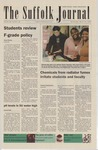Newspaper- Suffolk Journal Vol. 66, No. 19, 3/22/2006