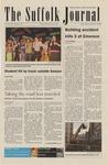 Newspaper- Suffolk Journal Vol. 66, No. 20, 3/29/2006