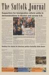Newspaper- Suffolk Journal Vol. 66, No. 21, 4/5/2006