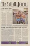 Newspaper- Suffolk Journal Vol. 66, No. 22, 4/12/2006