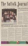 Newspaper- Suffolk Journal Vol. 66, No. 23, 4/19/2006