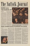 Newspaper- Suffolk Journal Vol. 67, No. 1, 6/7/2006