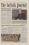 Newspaper- Suffolk Journal Vol. 67, No. 7, 10/25/2006