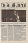Newspaper- Suffolk Journal Vol. 67, No. 8, 11/08/2006