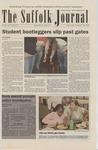 Newspaper- Suffolk Journal Vol. 67, No. 9, 11/15/2006