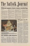 Newspaper- Suffolk Journal Vol. 67, No. 10, 11/29/2006