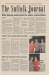 Newspaper- Suffolk Journal Vol. 67, No. 11, 12/06/2006