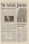 Newspaper- Suffolk Journal Vol. 67, No. 12, 01/31/2007