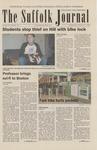 Newspaper- Suffolk Journal Vol. 67, No. 13, 02/07/2007