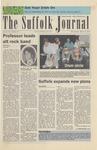 Newspaper- Suffolk Journal Vol. 67, No. 17, 03/08/2007