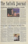 Newspaper- Suffolk Journal Vol. 67, No. 19, 03/28/2007
