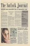 Newspaper- Suffolk Journal Vol. 67, No. 21, 04/11/2007