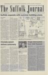 Newspaper- Suffolk Journal Vol. 67, No. 22, 04/25/2007