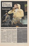 Newspaper- Suffolk Journal Vol. 68, No. 2, 09/26/2007