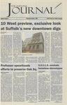 Newspaper- Suffolk Journal Vol. 68, No. 7, 11/7/2007