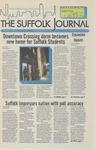 Newspaper- Suffolk Journal vol. 63, no. 3, 1/23/2008