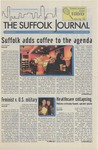 Newspaper- Suffolk Journal vol. 68, no. 19, 3/12/2008