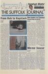 Newspaper- Suffolk Journal vol. 68, no. 20, 4/1/2008