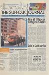 Newspaper- Suffolk Journal vol. 68, no. 21, 4/9/2008
