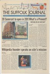 Newspaper- Suffolk Journal vol. 69, no. 2, 9/17/2008