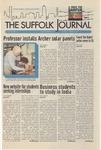 Newspaper- Suffolk Journal vol. 69, no. 3, 9/24/2008