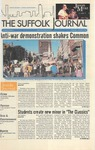 Newspaper- Suffolk Journal vol. 69, no. 6, 10/15/2008