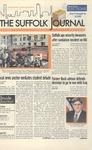 Newspaper- Suffolk Journal vol. 69, no. 8, 10/29/2008