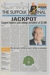 Newspaper- Suffolk Journal vol. 69, no. 11, 11/19/2008