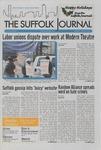 Newspaper- Suffolk Journal vol. 69, no. 12, 12/3/2008