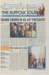 Newspaper- Suffolk Journal vol. 69, no. 12, 1/21/2009