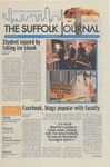 Newspaper- Suffolk Journal vol. 69, no. 13, 1/28/2009